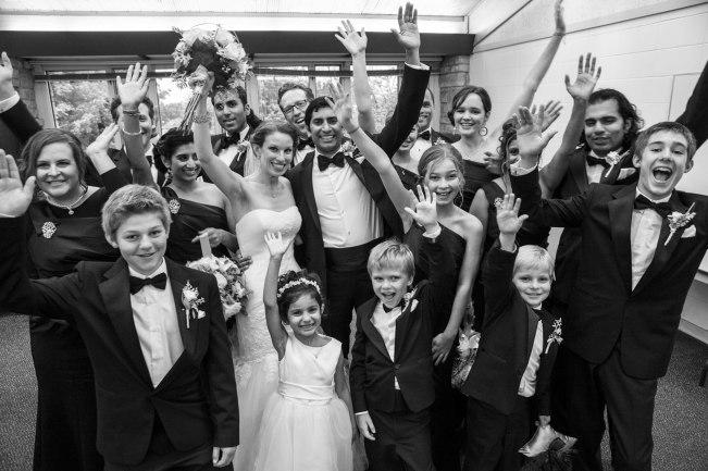 Wedding of Karma and Asit